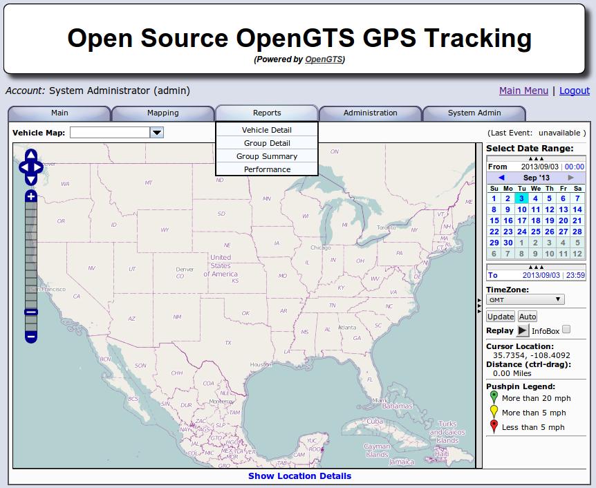 OpenGTS 2